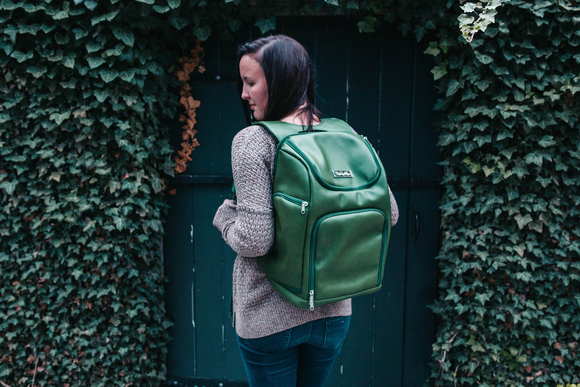 NEW! PRESALE- The Backpack- Winter Forest