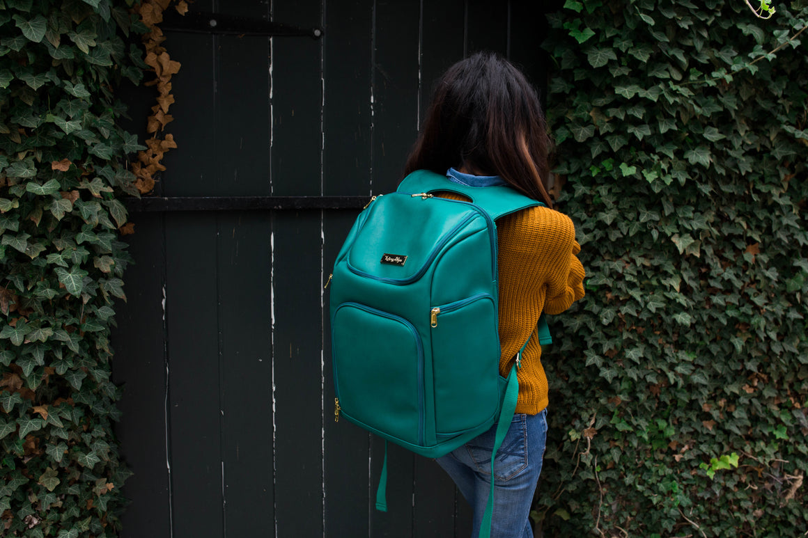 NEW!- The Backpack- Jade Jewel