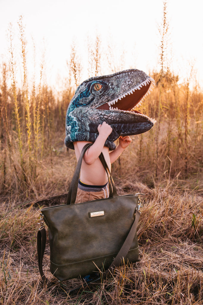 NEW- Roam and Rise Carryall -Summer Moss