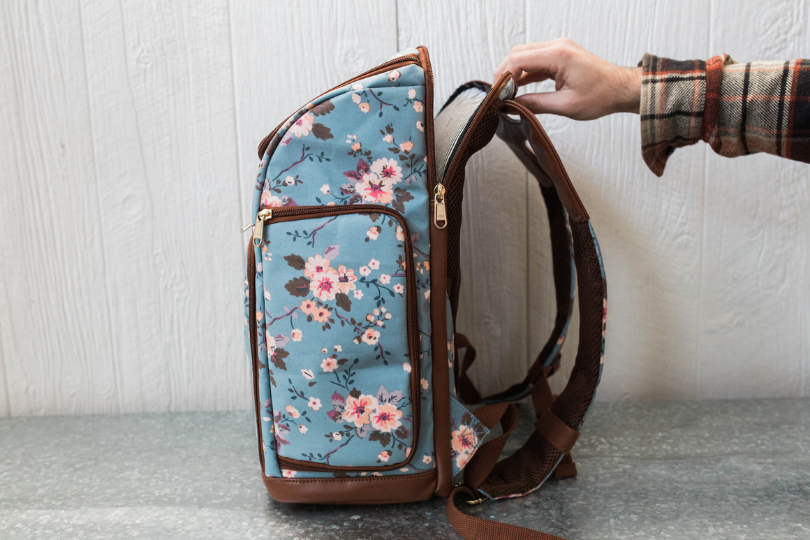 The Backpack- Cherry Blossom