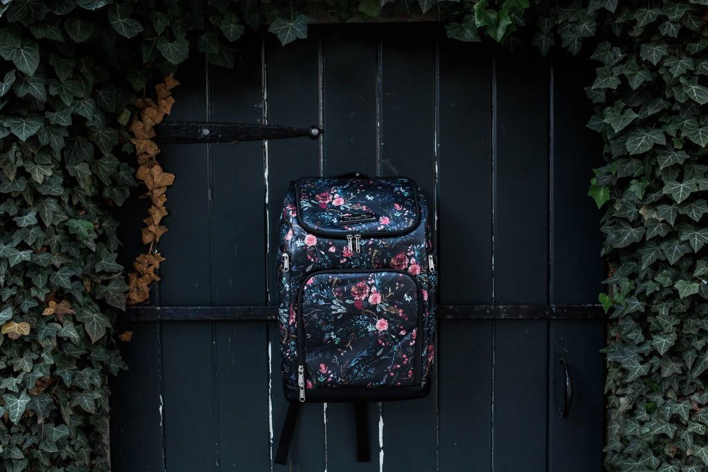 The Backpack- Black Fable