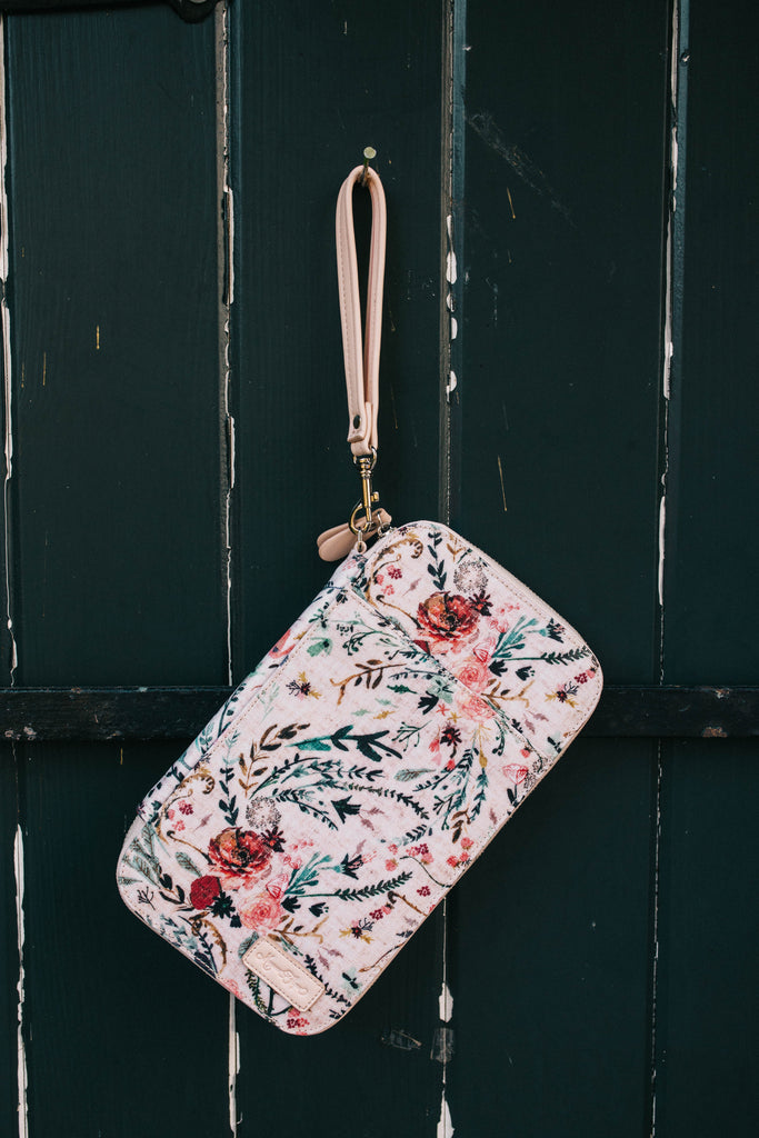 Blush Fable Traveler's Wallet