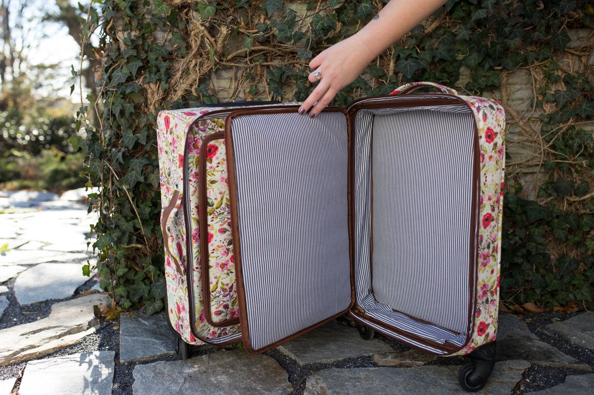 Garden Floral - Small Equipment Carrier