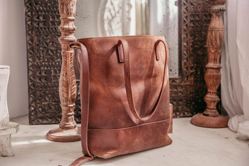 Presale-Everyday Bag- Vintage Brown