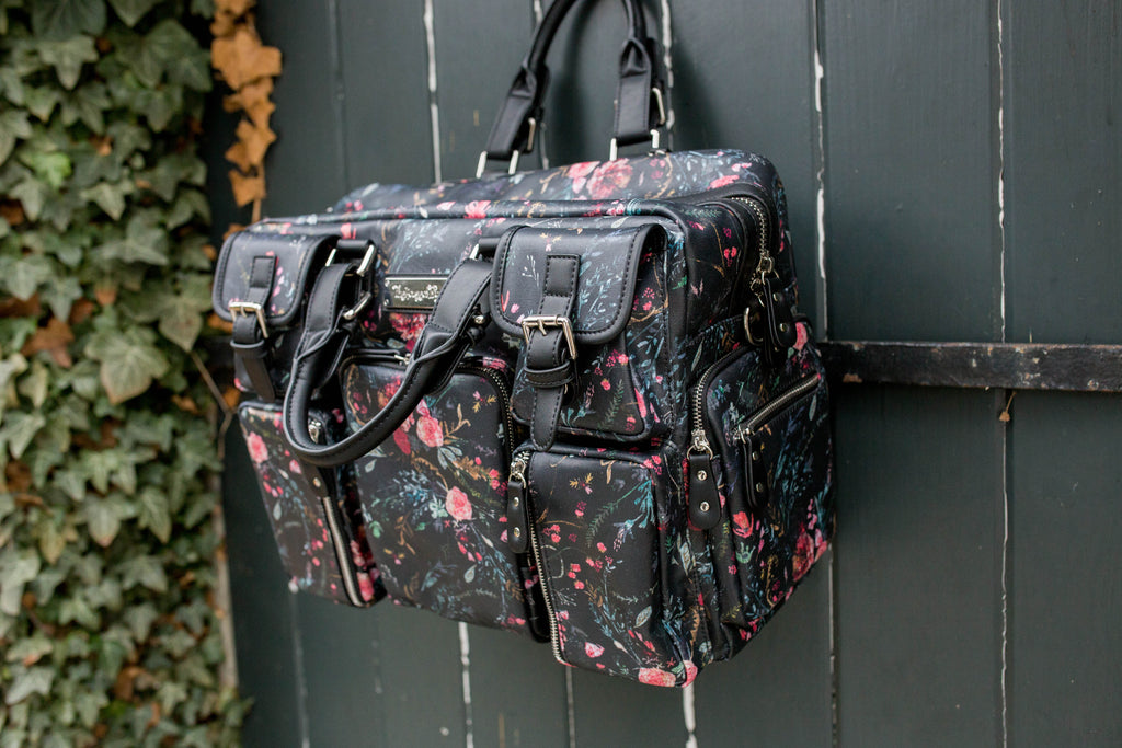 Black Fable Floral MINI Evermore