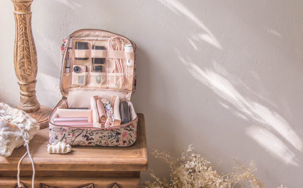 PRESALE-Photographer Organization Case- Blush Fable