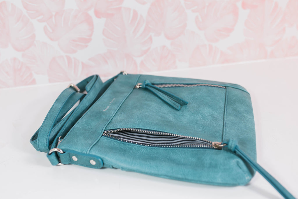 NEW- Tulum Teal- The Side Piece