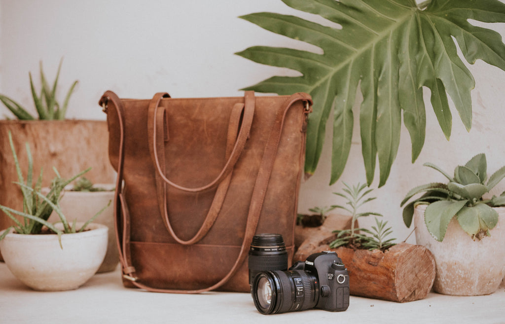 NEW- Everyday Bag- Vintage Brown