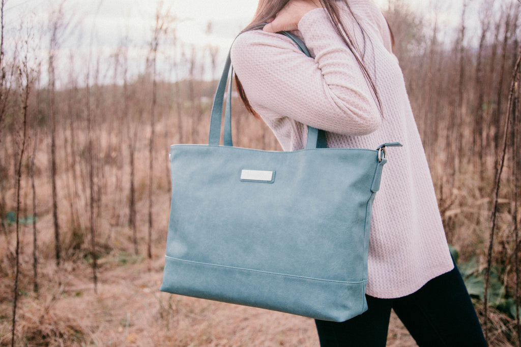 Roam and Rise Carryall -Waterbound