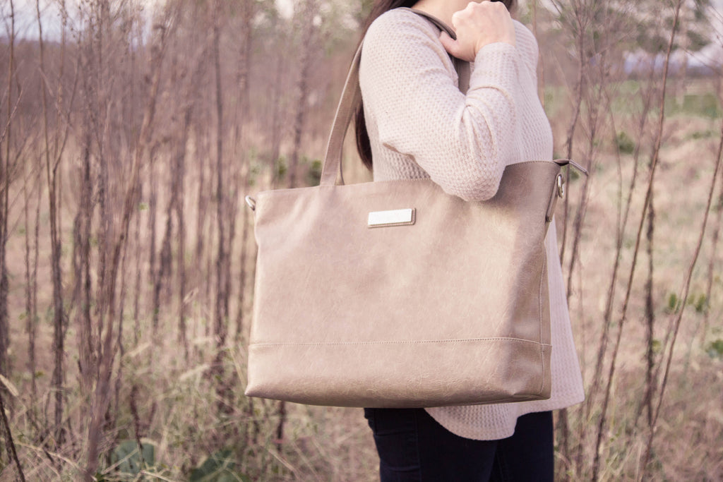SALE- Roam and Rise Carryall -Sandstone