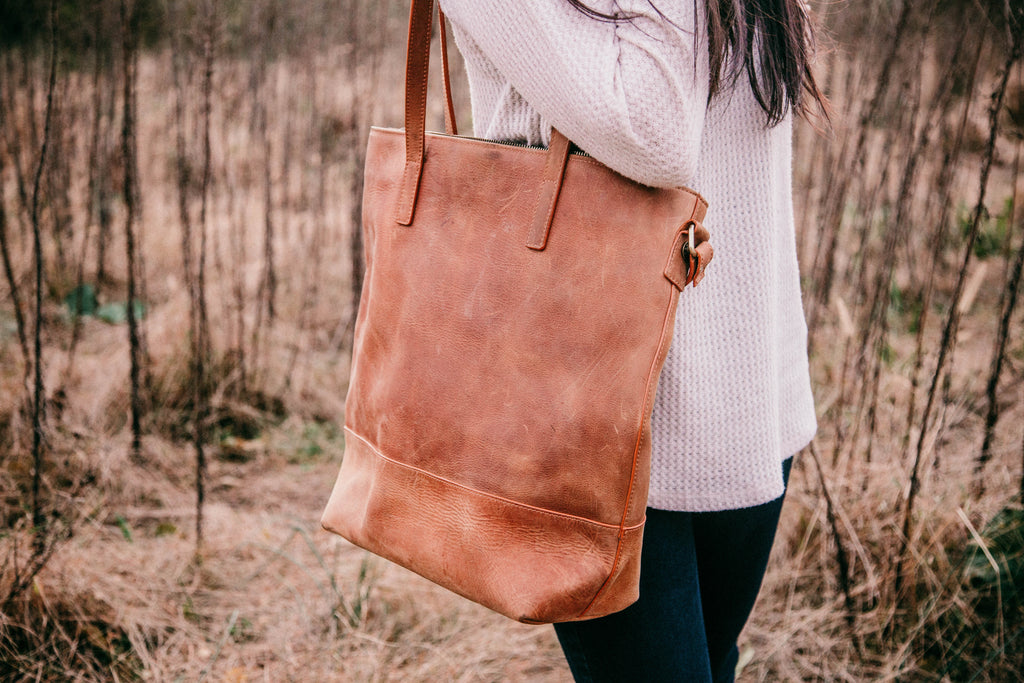 Presale- Everyday Bag- Vintage Brown