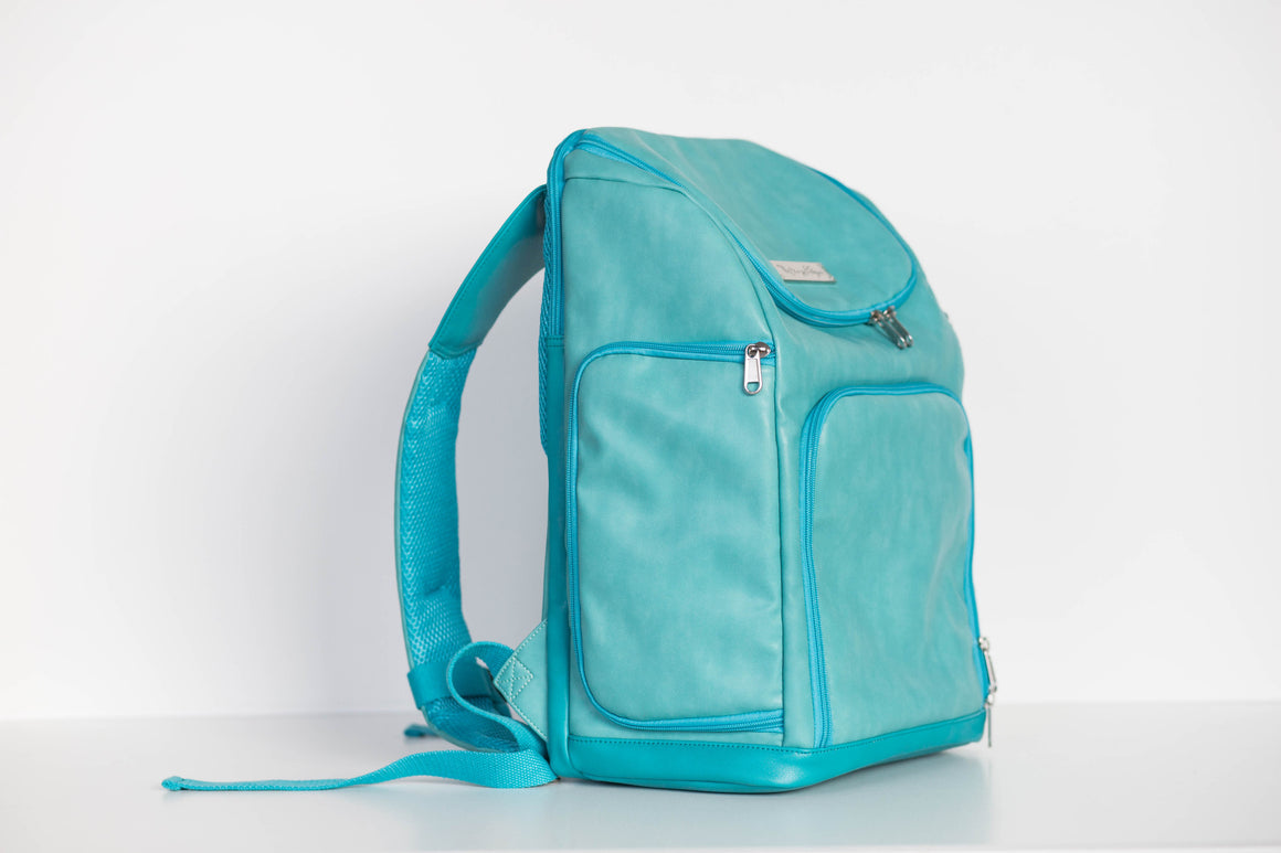 CLEARANCE- The Backpack- Tiffany of the Sea Blue