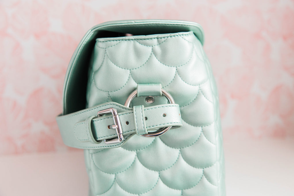 CLEARANCE- Seafoam Merbabe Bag