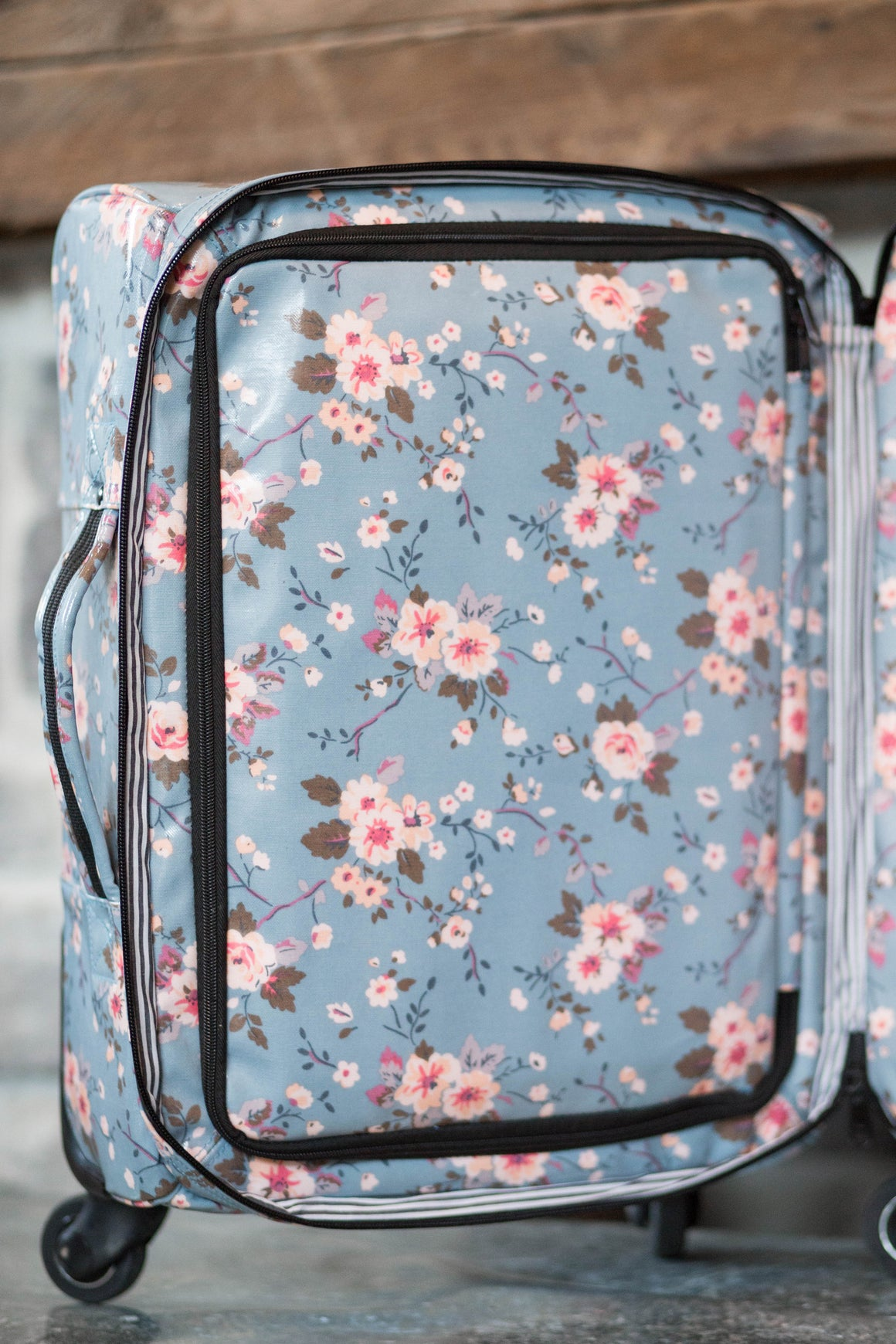 Small Travel Equipment Carrier- Cherry Blossom