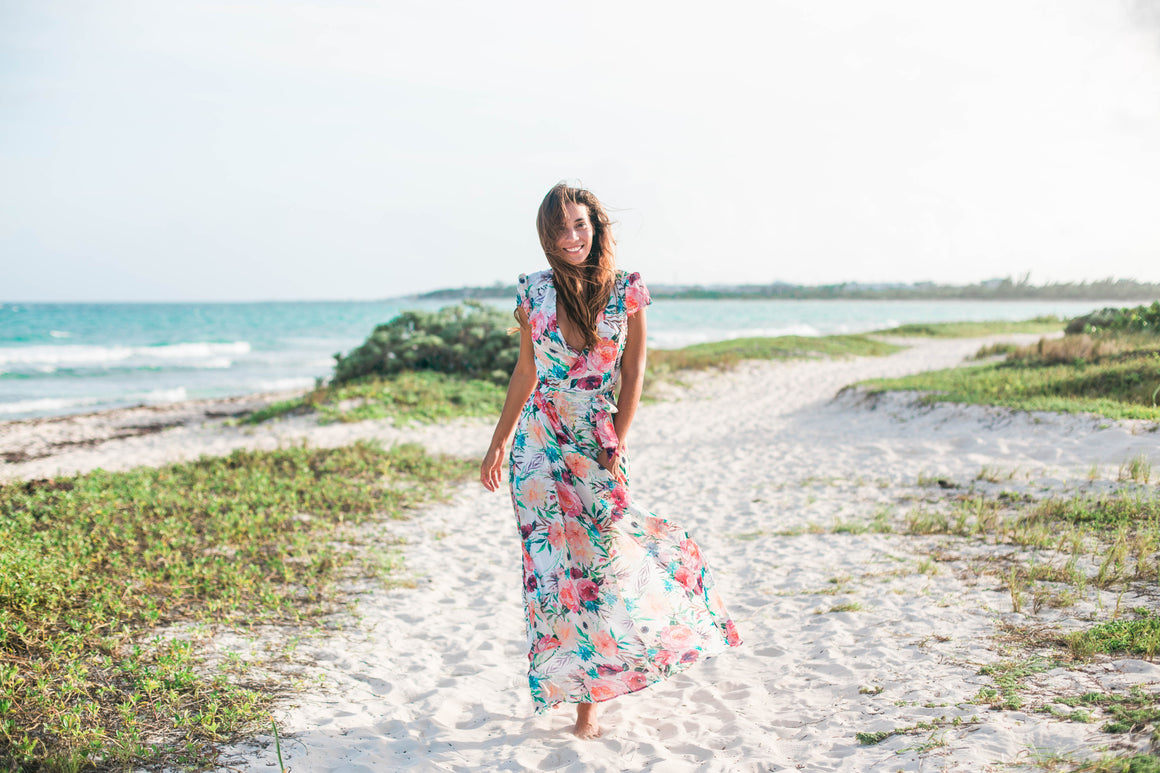 CLEARANCE - Playa Dress