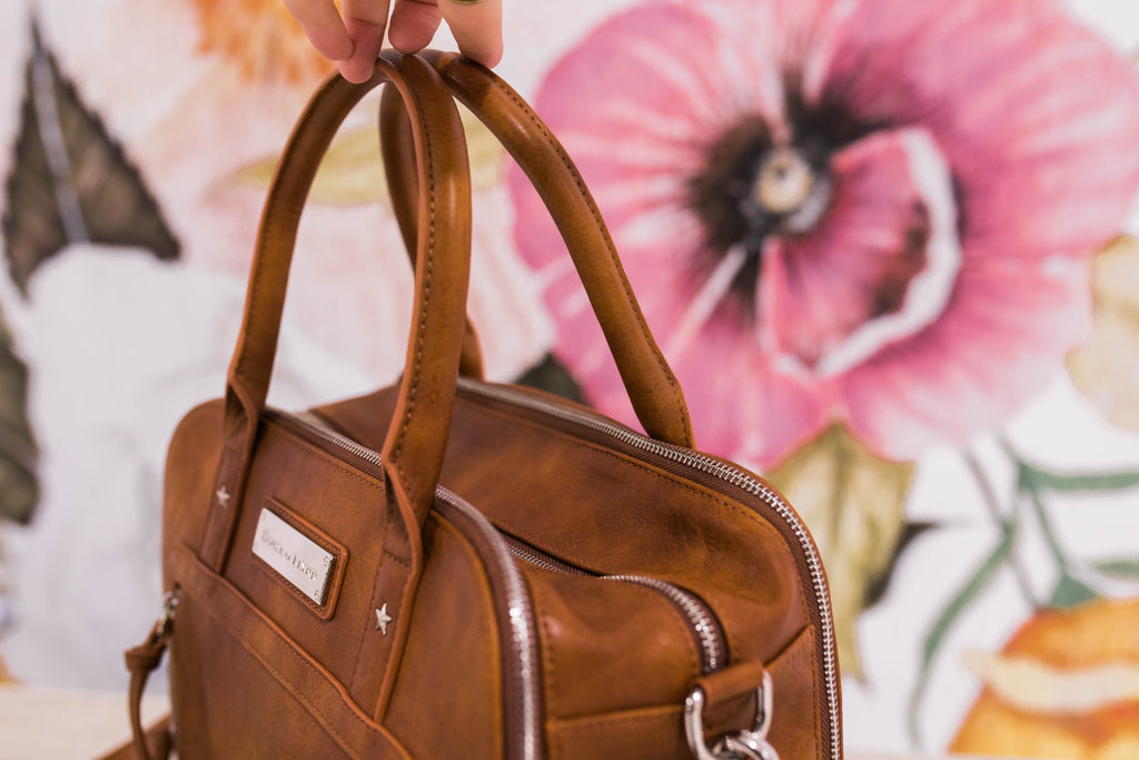 PRESALE- NEW! Luna Bag- Warm Honey