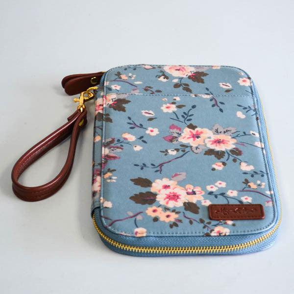 CLEARANCE- Cherry Blossom Traveler's Wallet