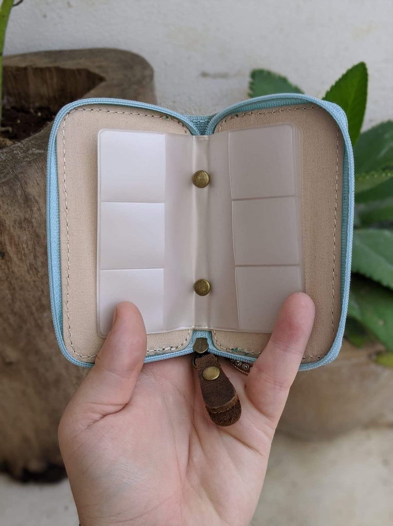 SD Card Holder- Seafoam