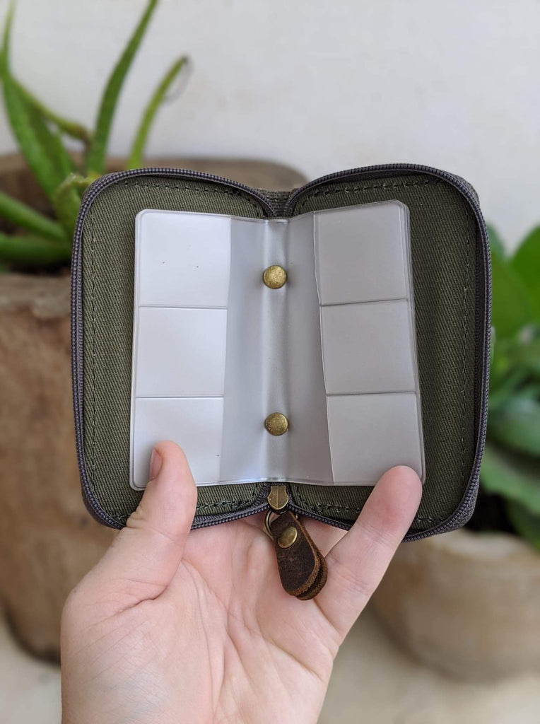 SD Card Holder- Forest Folk