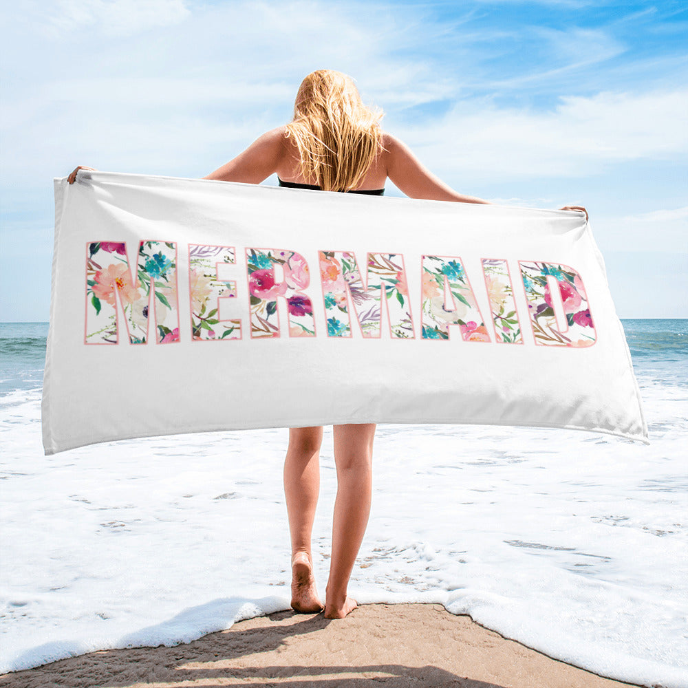 Playa Mermaid Towel