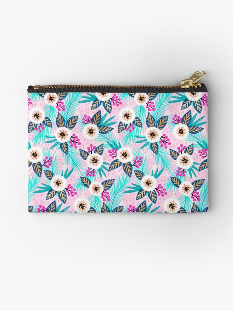 Summer Blooms Pouch