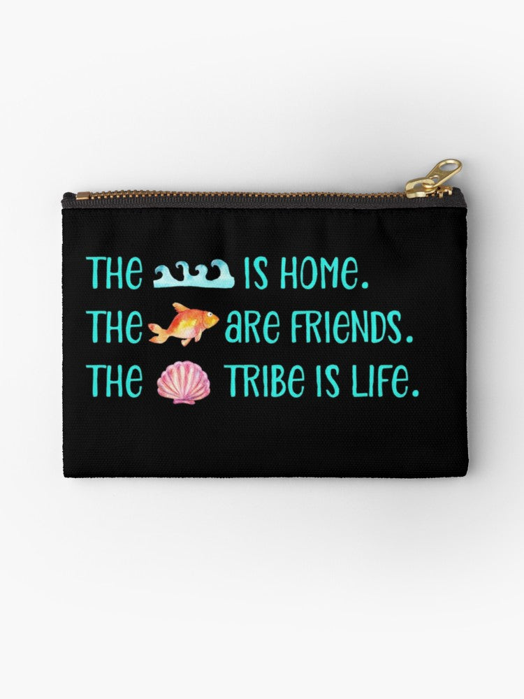 NEW!- Mermaid Tribe Pouch