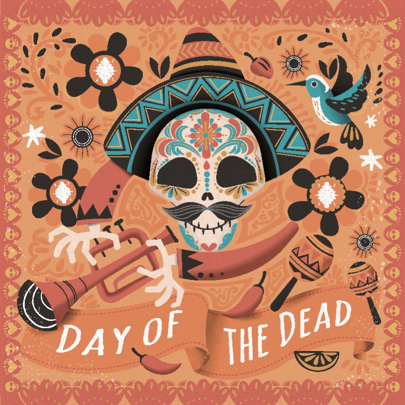 Fall Box- Day of the Dead
