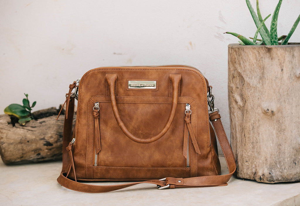 Presale- NEW! Luna Bag- Willow Root
