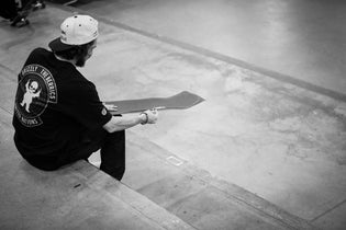 Grizzly x Berrics United Nations Behind The Scenes Photos with Yoon