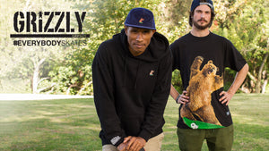 Grizzly X #EVERYBODYskates - New Friends Commercial
