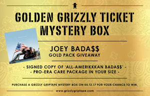 JOEY BADA$$ Exclusive Mystery Box Golden Ticket