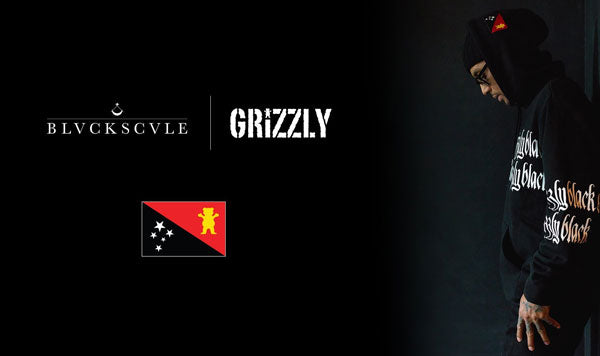 Grizzly x Black Scale - Blvck Grizzly Now Available!