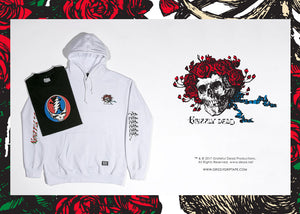 Grizzly Griptape X Grateful Dead Available Now