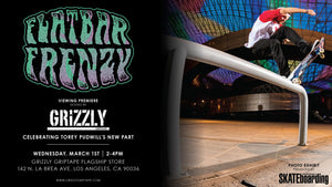 Torey Pudwill Flatbar Frenzy Viewing Premier