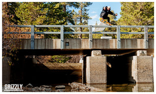 Torey Pudwill Nosegrind in the latest issue of The Skateboard Magazine