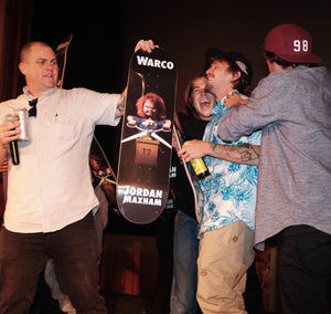 Congratulations to Grizzly Team Rider Jordan Maxham On Turning Pro!