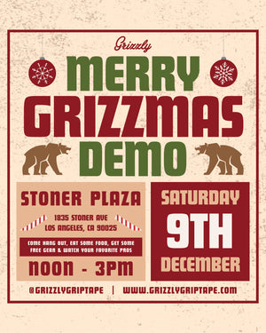 Merry Grizzmas Demo!!