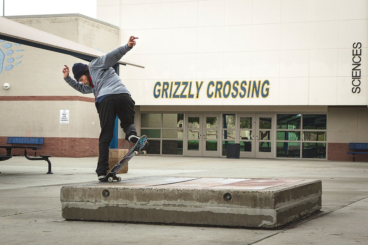 Grizzly Crossing - Featuring Torey Pudwill