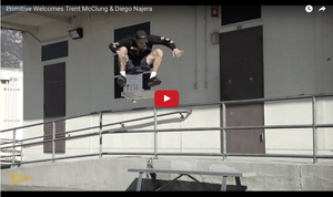 Primitive Welcomes Trent McClung & Diego Najera