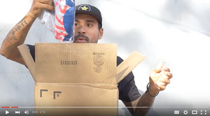 Manny Santiago | UNBOXING with Grizzly Griptape