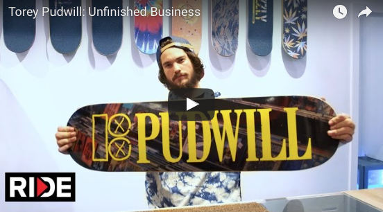 Torey Pudwill: Unfinished Business