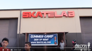 Grizzly Go Skateboarding Day 2016 at Skatelab