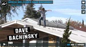 Wreck Welcomes Grizzly Rider Bachinsky