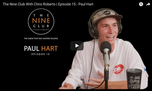The Nine Club With Chris Roberts | Episode 15 - Paul Hart