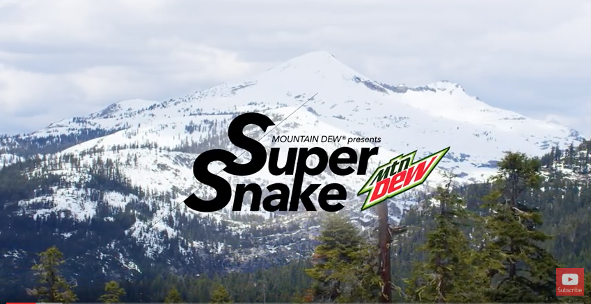 SuperSnake: Full Video | Mountain Dew Featuring Grizzly Riders