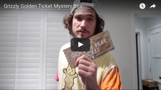 Golden Grizzly Ticket Mystery Boxes Are Back Friday 11/18/16