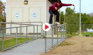 Grizzly Rider Chris Colbourn Part