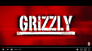 Grizzly Griptape x Marvel Commercial V.1 - The Amazing Grizzly