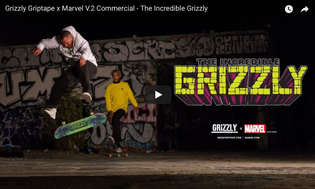 Grizzly x Marvel V.2 Commercial - Available Now!