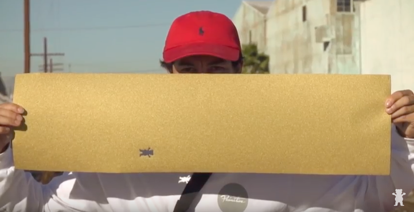 Grizzly Griptape Bling Bling Commercial Featuring Nick Tucker